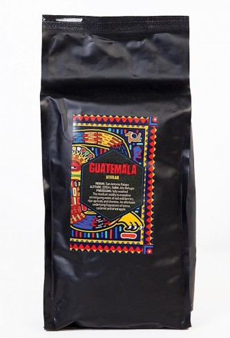 Single_origin_Guatemala_coffee_THE_Bean_espresso_brew